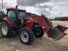 Tractor For Sale 2004 Case IH MXU 125 , 125 HP