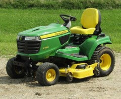 Riding Mower For Sale 2016 John Deere X750 , 24 HP