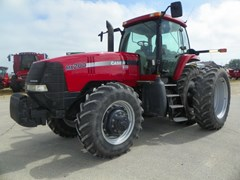 Tractor For Sale 2003 Case IH MX200 , 200 HP