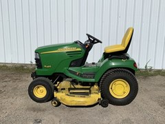 Riding Mower For Sale 2004 John Deere X485 , 25 HP