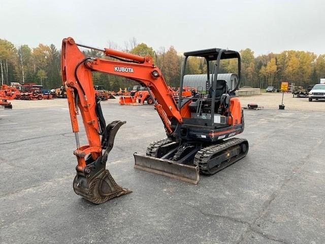 2007 Kubota KX71-3R1 Excavator-Mini For Sale