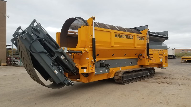 2018 Other TD620 Screening Plant - Hydraulic For Sale