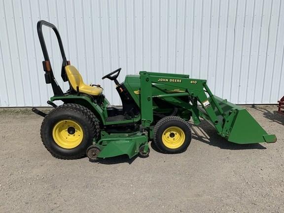 2004 John Deere 4110 Tractor For Sale