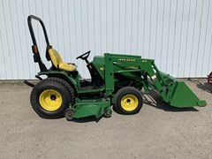Tractor For Sale 2004 John Deere 4110 , 20 HP