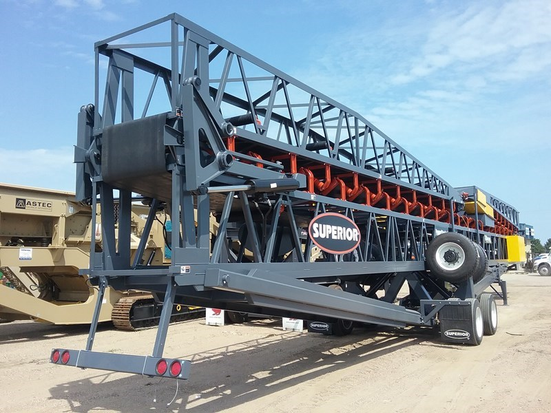 2019 Superior 36X150PS Conveyor - Stacking For Sale