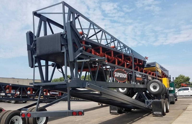 2019 Superior 36X125PS Conveyor - Stacking For Sale