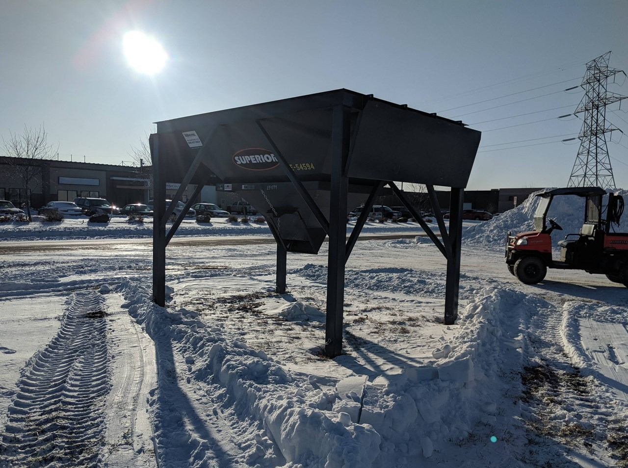 2018 Superior 8X11SFH Feeder For Sale