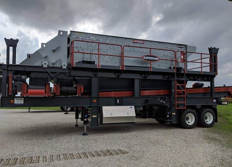 2018 Superior 6203-32 Screening Plant For Sale
