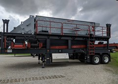 Screening Plant For Sale:  2018 Superior 6203-32