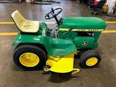 Riding Mower For Sale John Deere 112 , 10 HP