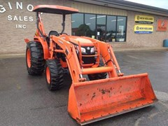 Tractor For Sale 2014 Kubota MX5200DT , 54 HP