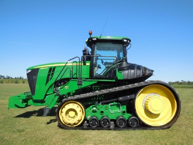 2013 John Deere 9510 Tractor For Sale