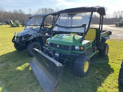 Utility Vehicle For Sale 2007 John Deere HPX 4X4