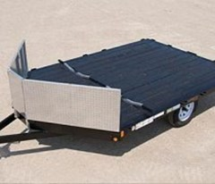 Equipment Trailer For Sale Rainbow Trailers Rainbow Trailers