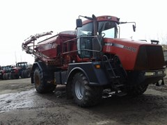 Floater/High Clearance Spreader For Sale 2005 Case IH FLX 4010 w/FLx810