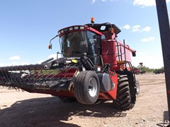 Combine For Sale 2007 Case IH 2588