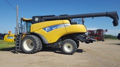 Combine For Sale 2010 New Holland CR9080