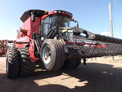 Combine For Sale 2007 Case IH 8010