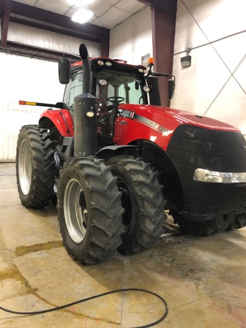 Tractor For Sale:  2017 Case IH 340 MAG , 340 HP