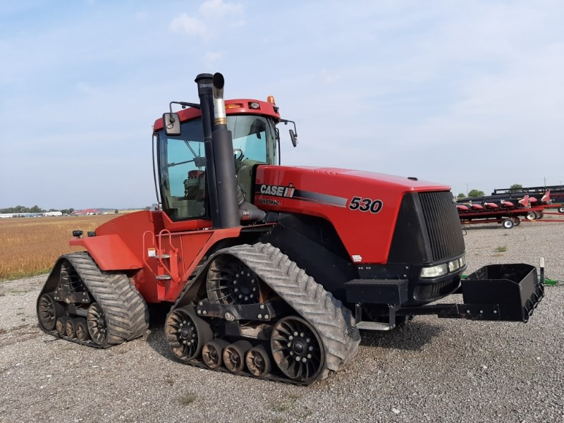 2007 Case IH STEIGER 530 Tractor For Sale
