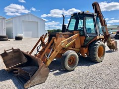 Loader Backhoe For Sale 1981 Case 580D , 60 HP