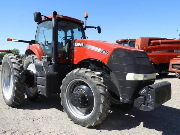 2014 Case IH MAGNUM 290 Tractor For Sale