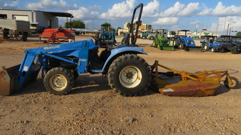 2002 New Holland TC33 Tractor For Sale