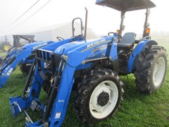 Tractor For Sale 2016 New Holland Workmaster 60 , 60 HP