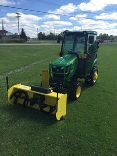 Tractor For Sale 2018 John Deere 2025R , 24 HP