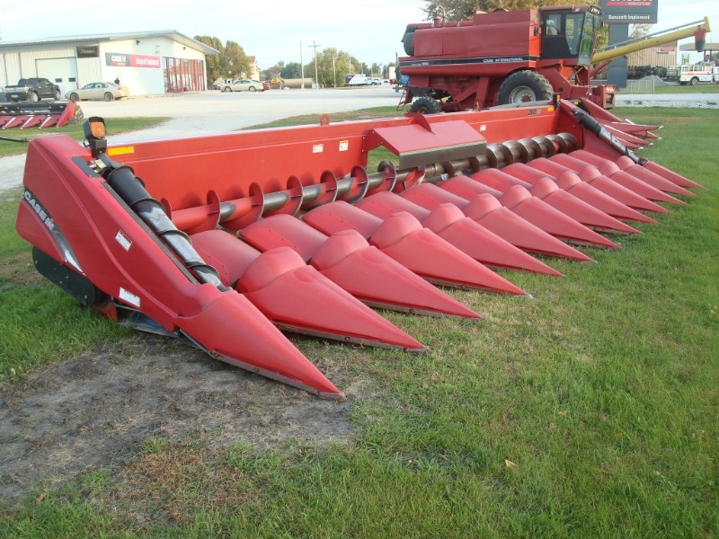 2012 Case IH 2612 Header-Corn For Sale