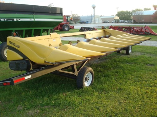 Header-Corn For Sale:  1999 New Holland 996