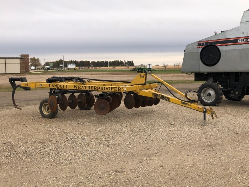 Landoll 2205 Disk Ripper For Sale