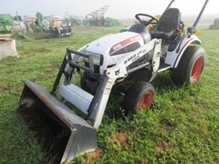 Tractor For Sale 2007 Bobcat CT120 , 21 HP
