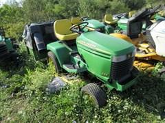 Lawn Mower For Sale 1998 John Deere 325 , 18 HP