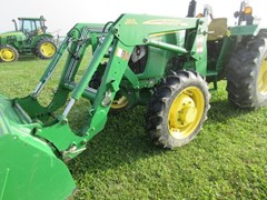 Tractor - Utility For Sale 2012 John Deere 5065E , 65 HP