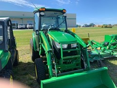 Tractor For Sale:  2016 John Deere 3033R , 33 HP