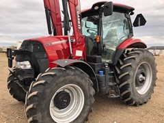 Tractor For Sale 2017 Case IH Puma 165 T4B