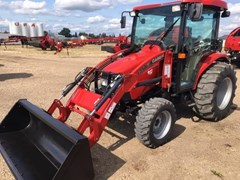 Tractor For Sale 2014 Case IH Farmall 50B CVT