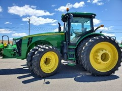 Tractor For Sale:  2015 John Deere 8270R , 270 HP
