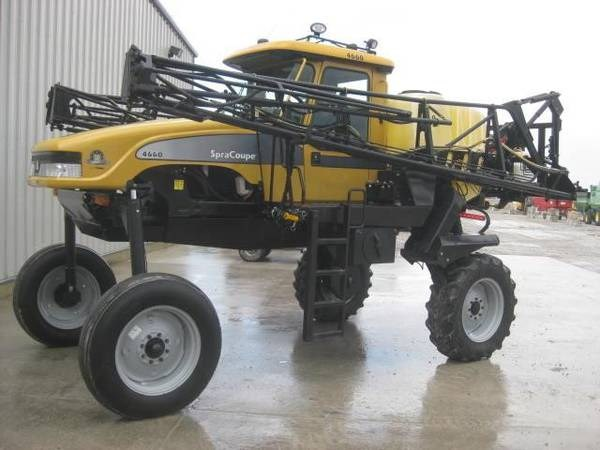 2013 Spra-Coupe 4660 Sprayer-Self Propelled For Sale