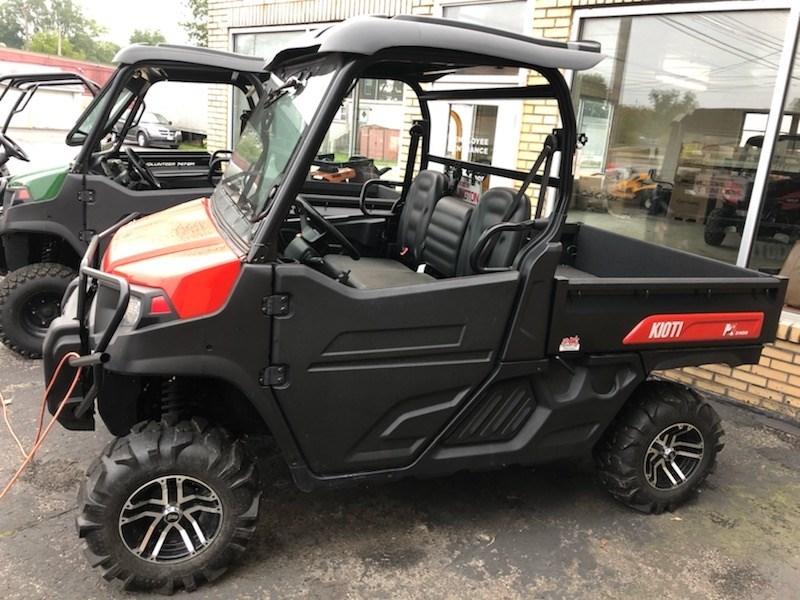 2018 Kioti K9 2400 Utility Vehicle For Sale