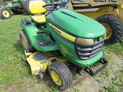 Lawn Mower For Sale 2008 John Deere X540 , 26 HP