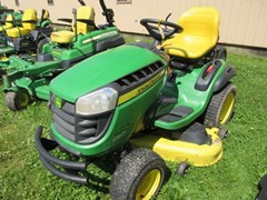 Lawn Mower For Sale 2015 John Deere D160 , 24 HP