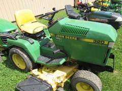 Lawn Mower For Sale 1992 John Deere 320 , 22 HP