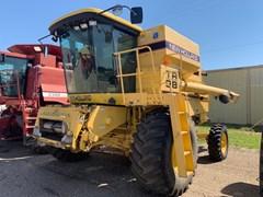 Combine For Sale 1996 New Holland TR98