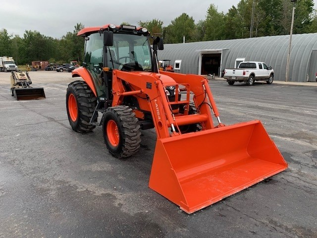 2017 Kubota M7060HDC12 Tractor For Sale
