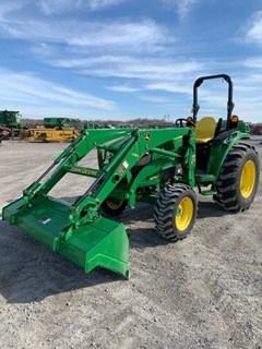 Tractor For Sale 2016 John Deere 4052R , 51 HP