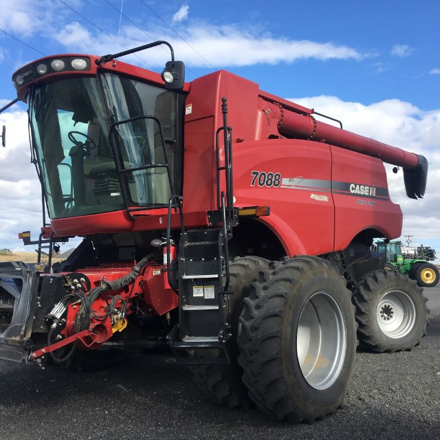 2010 Case IH 7088 Hillside Combine For Sale