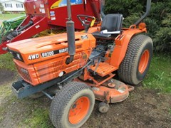 Tractor For Sale 1987 Kubota B9200A , 23 HP
