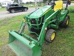 Tractor For Sale 2017 John Deere 1023E , 23 HP